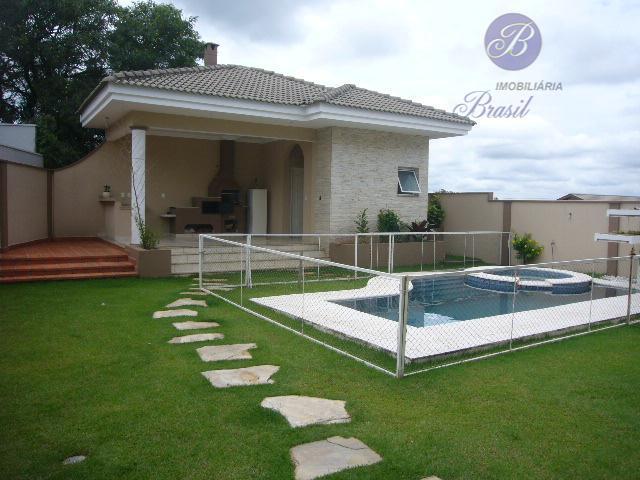 Casa Residencial à venda, Condomínio Terras de Vinhedo, Vinhedo - CA0039.