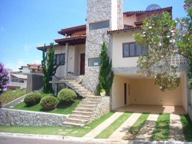 Casa Residencial para locação, Condomínio Villagio Capriccio, Louveira - CA0061.