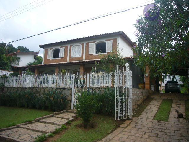 Casa Residencial à venda, Condomínio São Joaquim, Vinhedo - CA0103.
