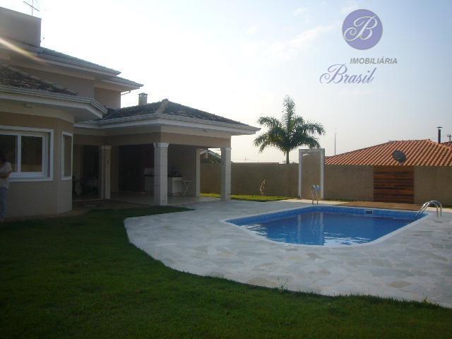 Casa Residencial para venda e locação, Condomínio Vista Alegre - Sede, Vinhedo - CA0024.
