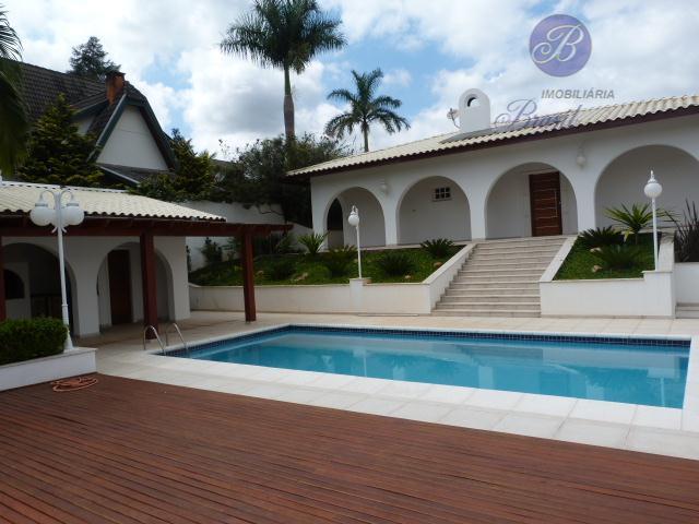 Casa Residencial para locação, Condomínio Marambaia, Vinhedo - CA0275.