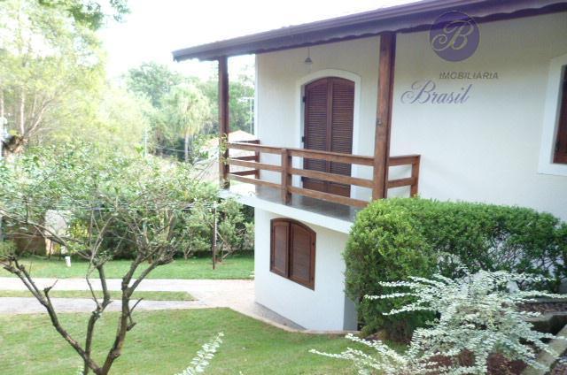 Casa residencial para locação, Condomínio Estância Marambaia, Vinhedo - CA0396.