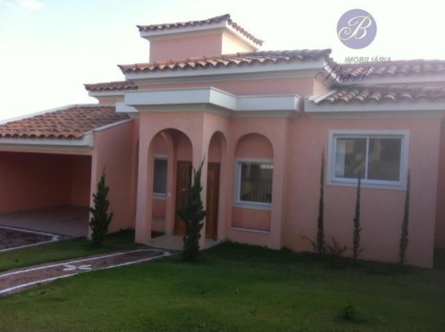 Casa residencial para venda e locação, Condomínio Recanto dos Paturis, Vinhedo - CA0211.