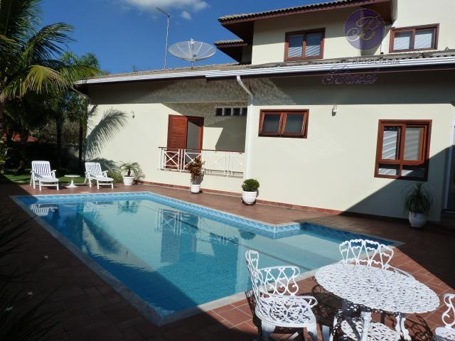 Casa Residencial à venda, Condomínio Vista Alegre - Café, Vinhedo - CA0173.