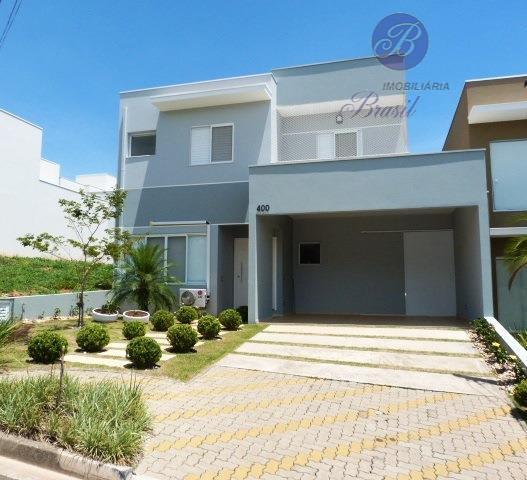 Casa residencial à venda, Condomínio Reserva da Mata, Vinhedo - CA0876.