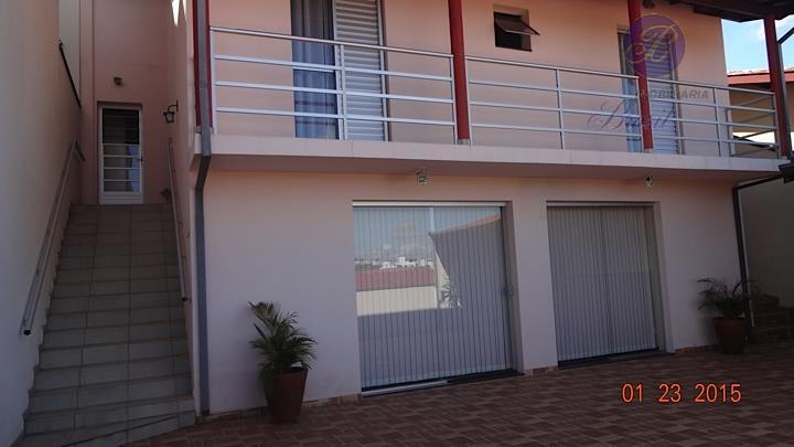 Casa residencial à venda, Jardim Novo Horizonte, Valinhos.