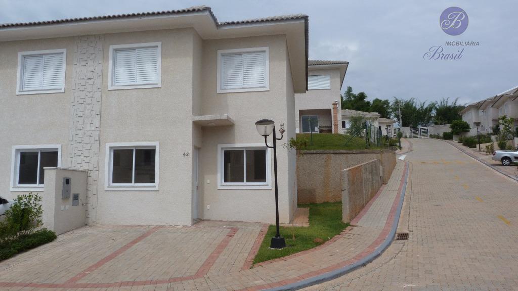 Casa  residencial para locação, Condomínio Vila Santa Rosa, Valinhos.