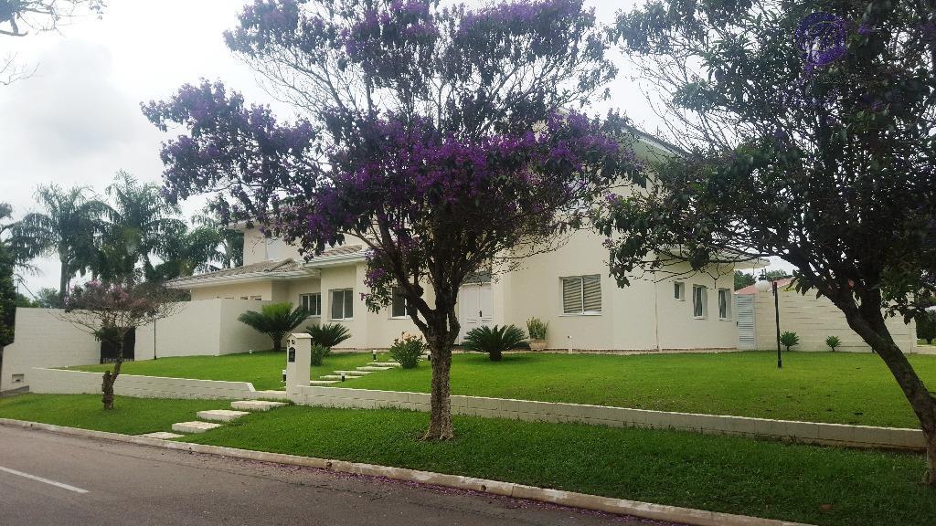 Casa Residencial para locação, Condomínio Vista Alegre - Sede, Vinhedo - CA0125.