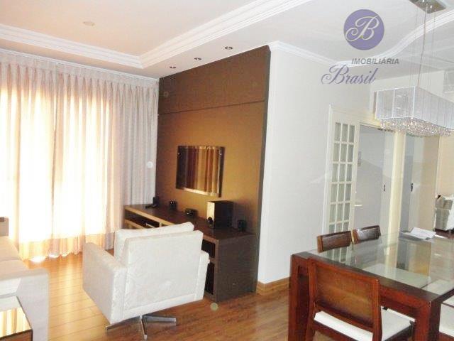 Apartamento residencial à venda, Jardim Itália, Vinhedo.
