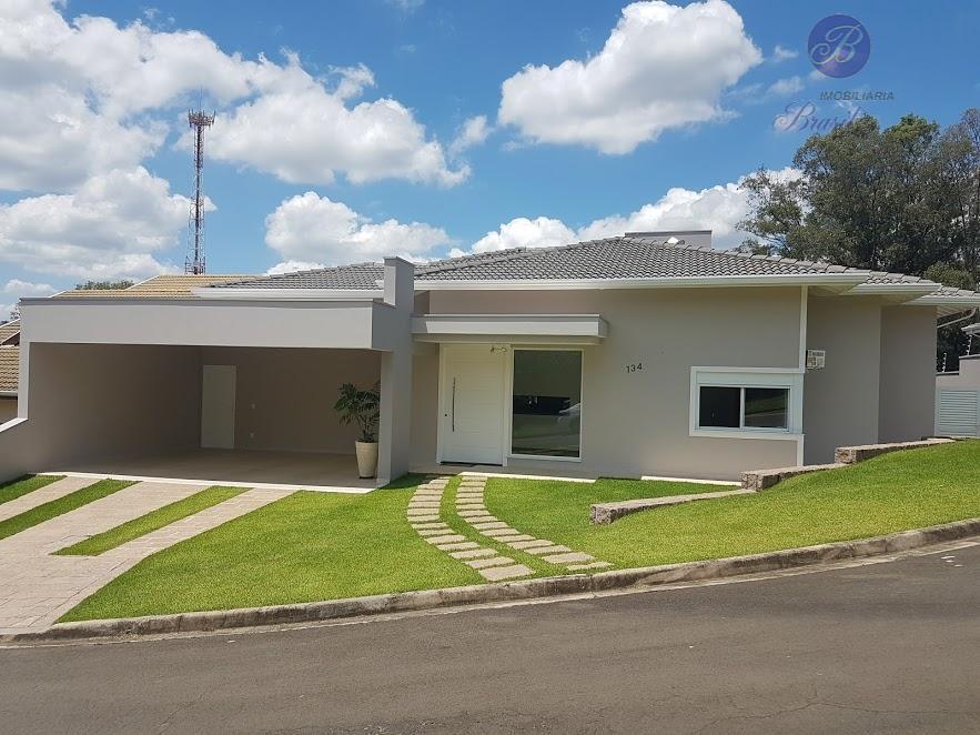 Casa residencial à venda, Vila Monte Verde, Vinhedo.