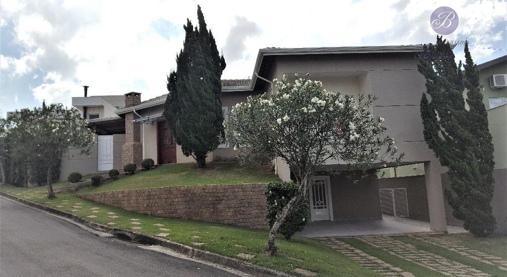 Casa residencial à venda, Condomínio Grape Village, Vinhedo - CA0527.