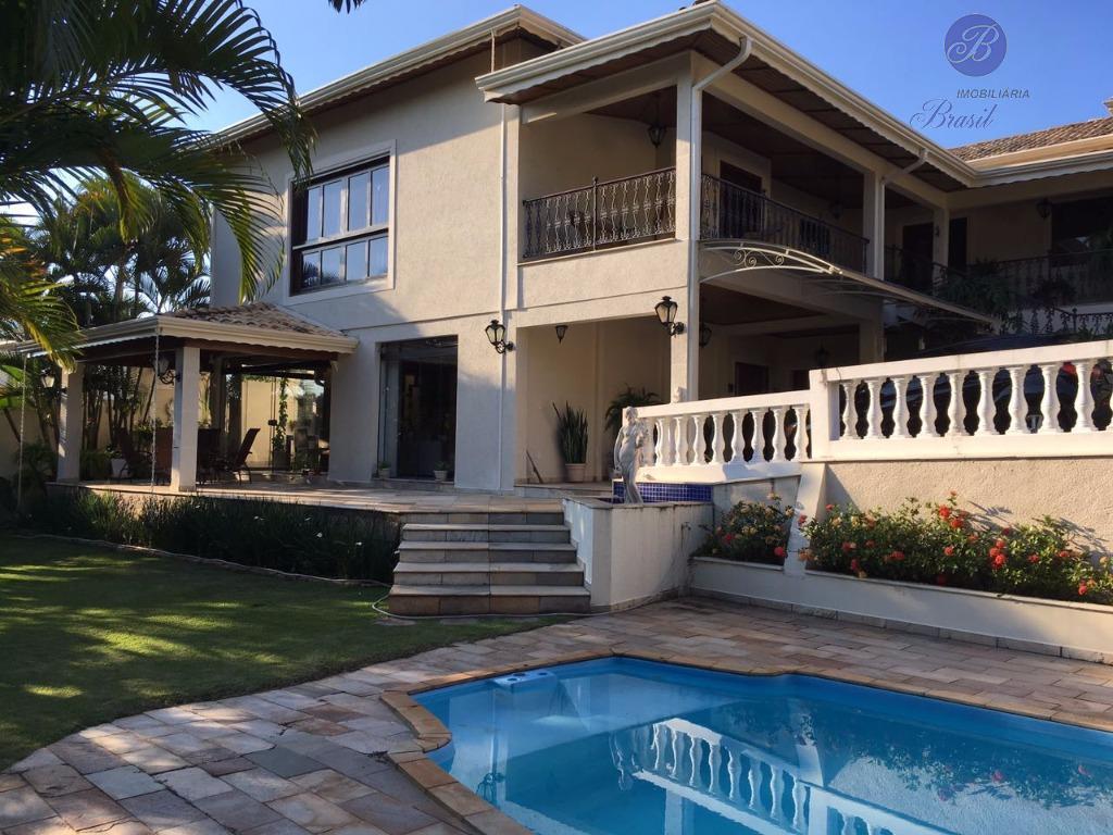Casa residencial para venda e locação, Condomínio Vista Alegre - Sede, Vinhedo - CA1081.
