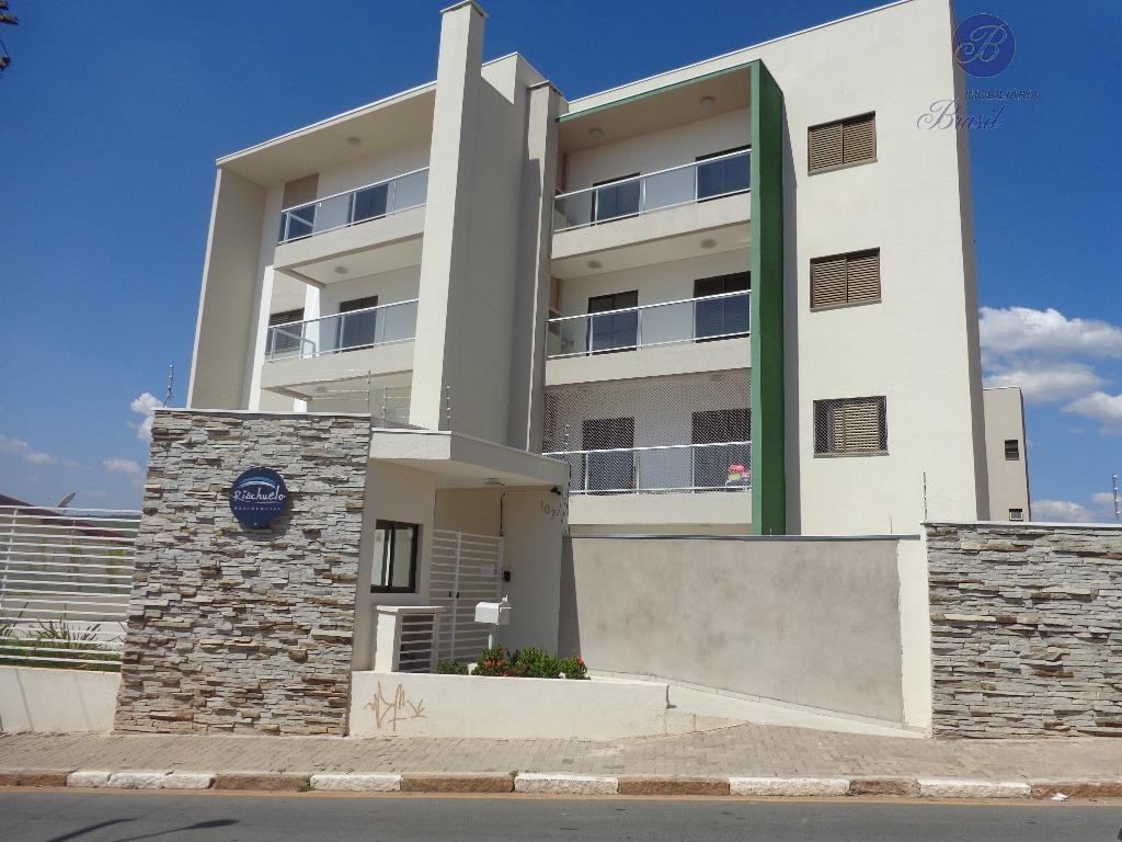 Apartamento residencial à venda, Condomínio Edifício Riachuelo, Vinhedo - AP0282.