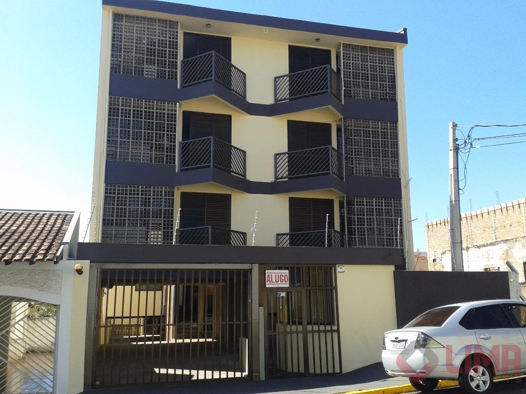 Apartamento com 1 dormitório para alugar, 40 m² por R$ 800/mês - Centro - Bauru/SP