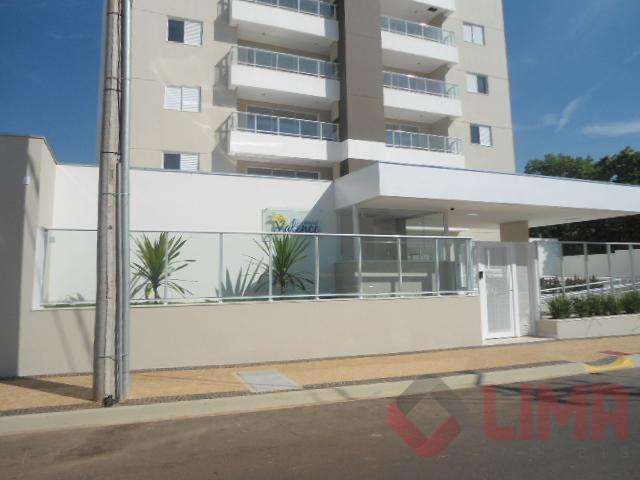 Valence, 2 Dormitórios sendo 1 suíte com varanda Gourmet