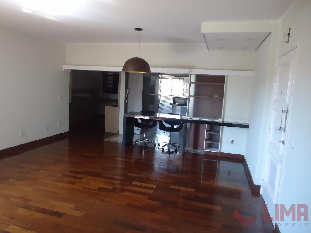 Camila, Apartamento de luxo 3 dormitórios, região central