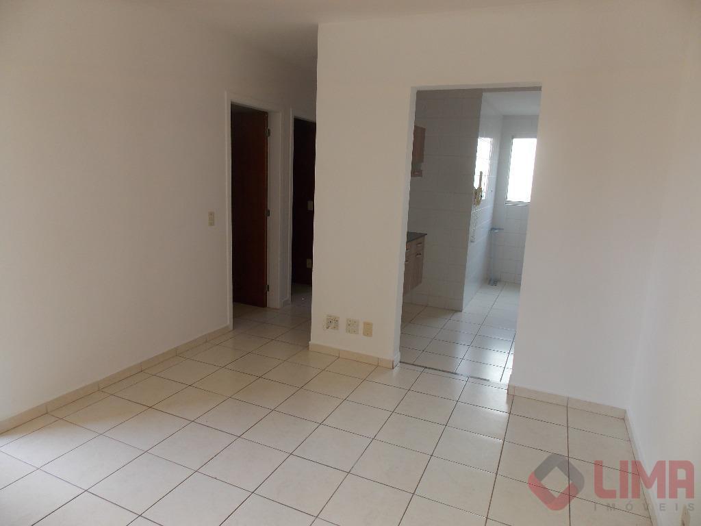 Apartamento com 2 dormitórios à venda, 48 m² por R$ 170.000 - Jardim Terra Branca - Bauru/SP