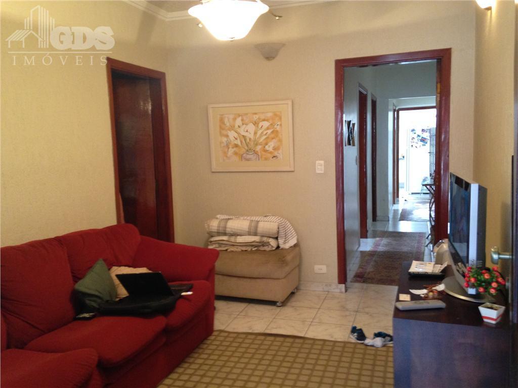 Casa residencial à venda, Vila Jaguara, São Paulo - CA0353.