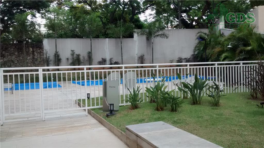 Apartamento novo à venda, City America, Parque São Domingos, São Paulo - AP0953.