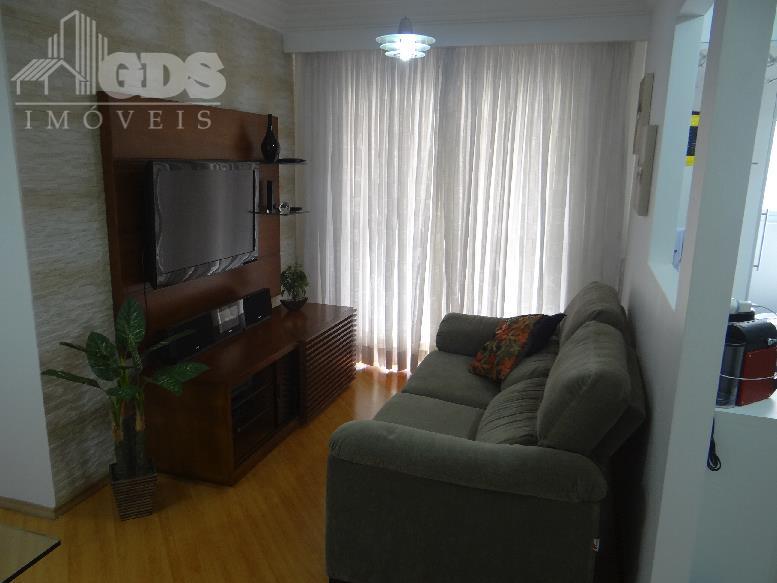 Apartamento residencial à venda, Parque São Domingos, São Paulo - AP1086.