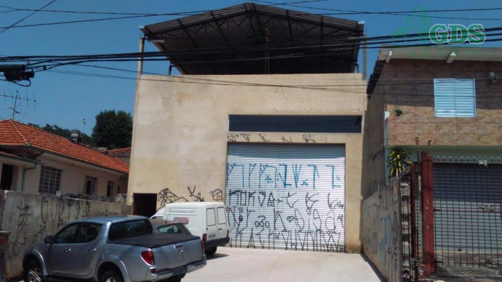 Galpão para locação, Vila Jaguara, São Paulo - GA0146.