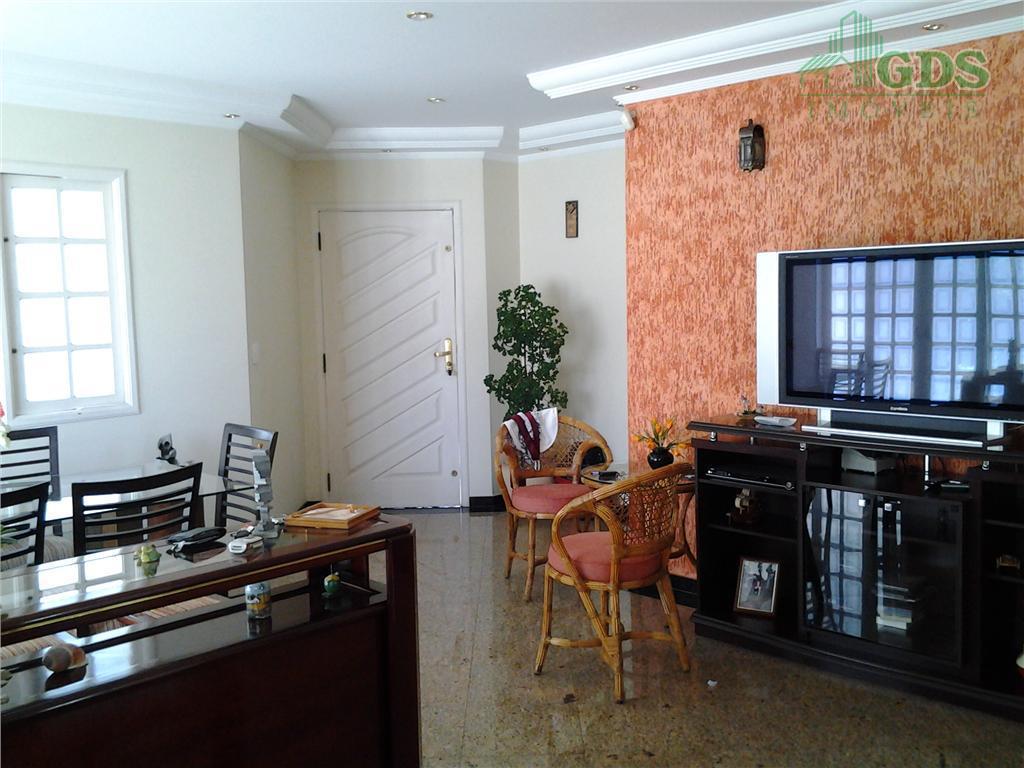 Casa residencial à venda, City América, São Paulo - CA0477.