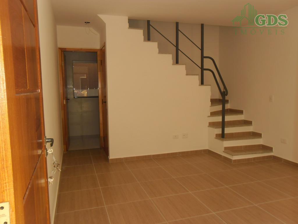 Facilitamos o pagamento da entrada Sobrado novo à venda, Pirituba, São Paulo.