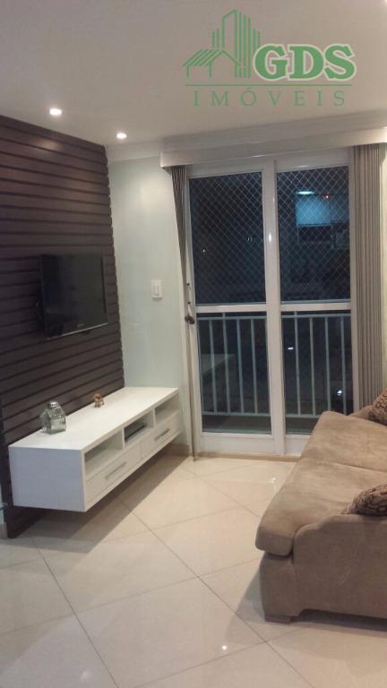 Apartamento pronto para morar à venda, Jaraguá, São Paulo - AP1302.