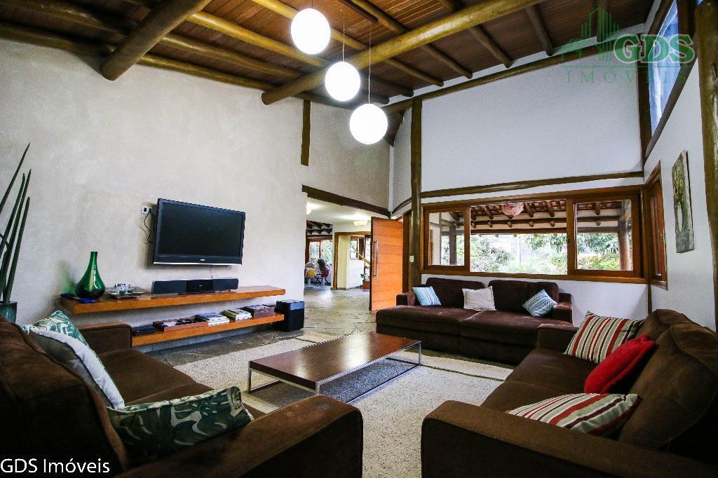 Maravilhosa Casa à venda, City América, São Paulo - CA0590.