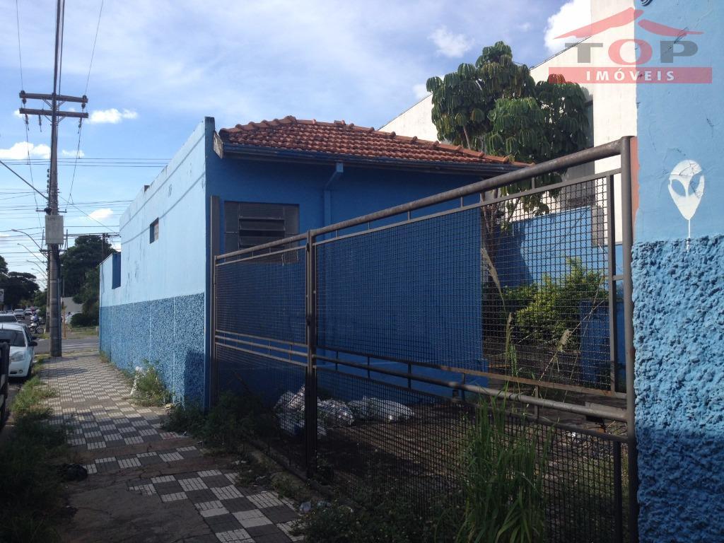 Casa comercial à venda, Vila Cardia, Bauru.