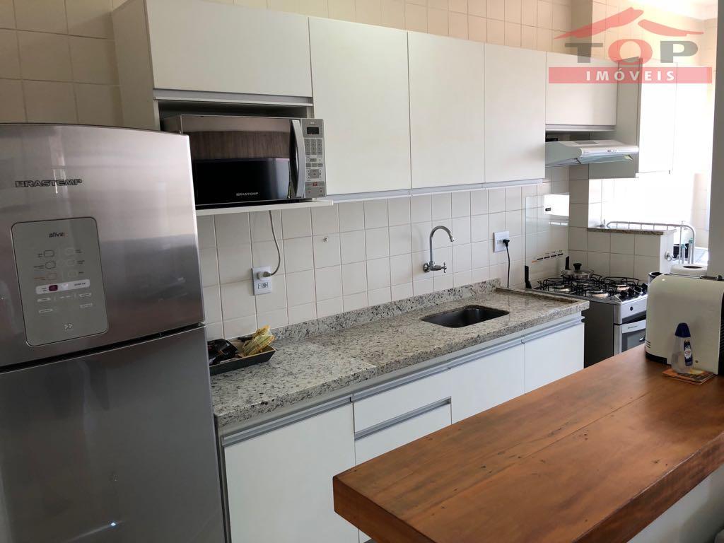 Apartamento residencial à venda, Vila Santo Antônio, Bauru.