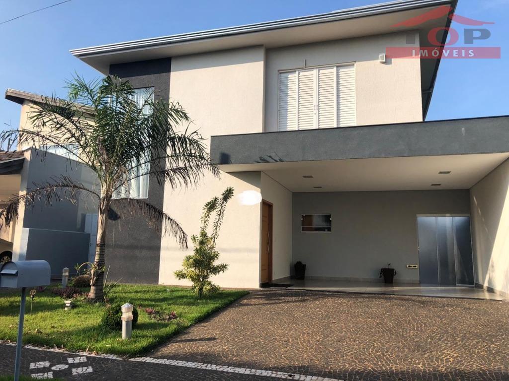 Casa residencial à venda, Quinta Ranieri, Bauru.