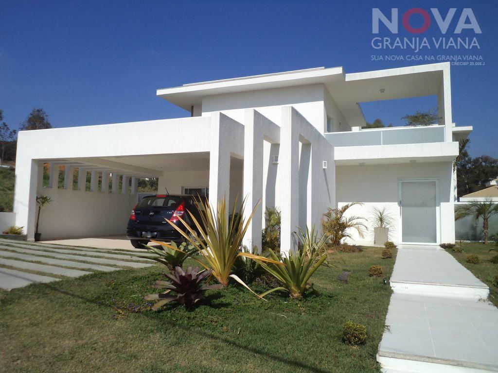 Casa residencial à venda, Reserva Santa Maria, Jandira - CA0424.
