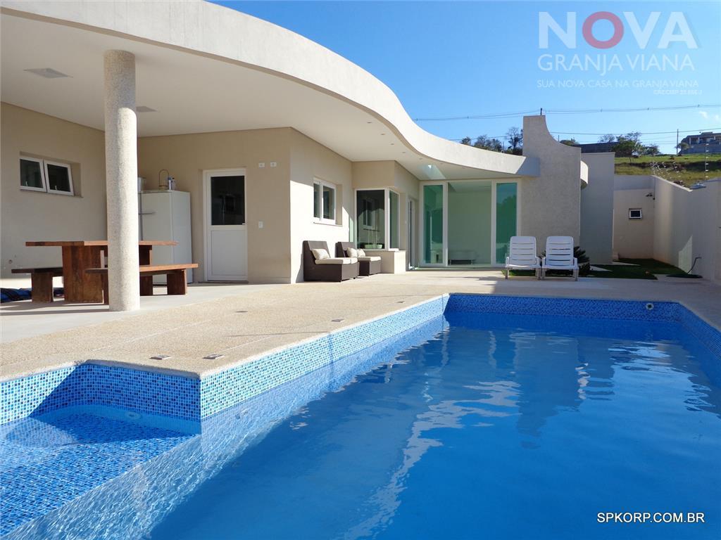 Casa residencial à venda, Reserva Santa Maria, Jandira - CA1118.