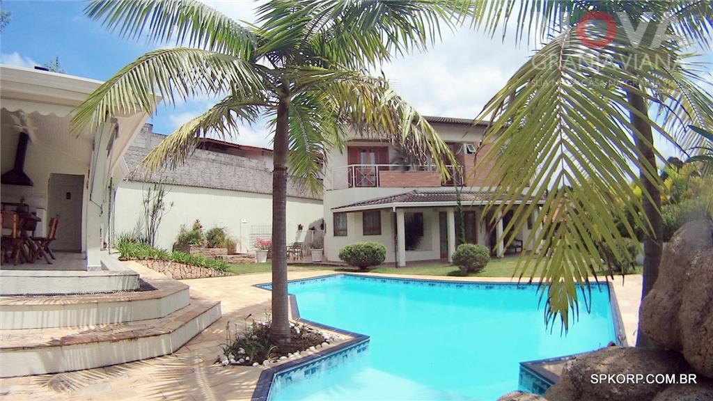 Casa residencial à venda, Nova Higienópolis, Jandira - CA1042.