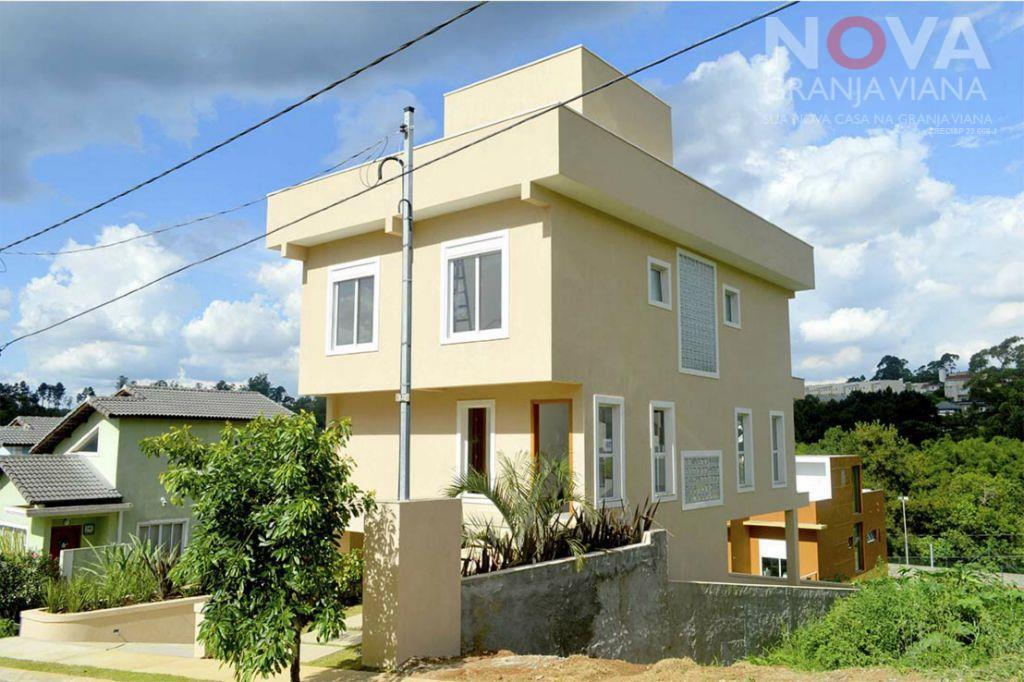 Casa residencial à venda, Palm Hills, Cotia - CA0985.