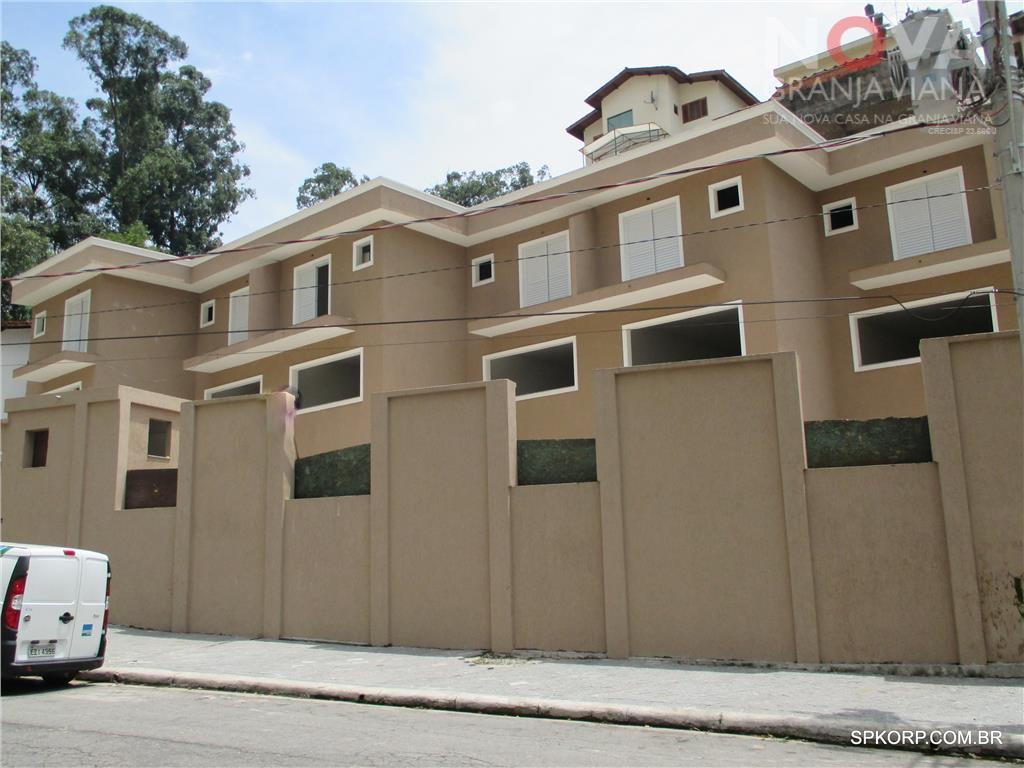 Casa residencial à venda, Jardim das Vertentes, São Paulo - CA1109.
