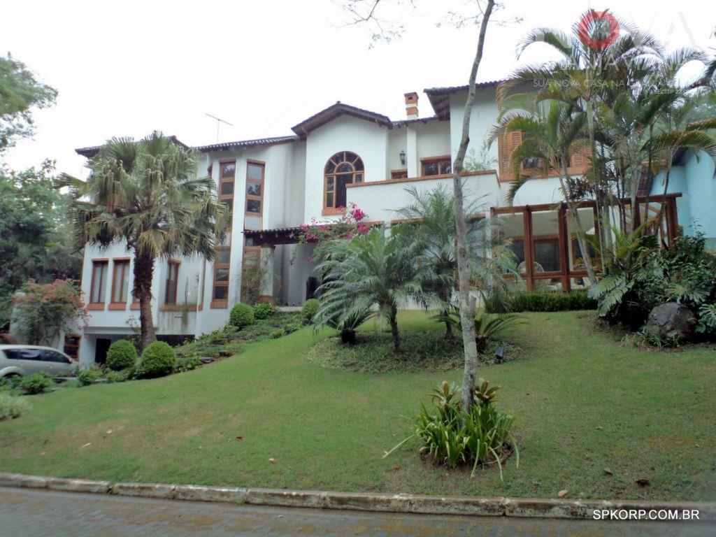 Casa residencial para venda e locação, Forest Hills, Jandira - CA0496.