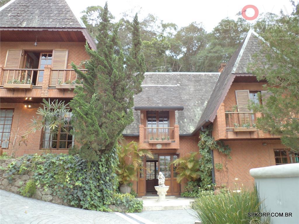 Casa residencial à venda, Forest Hills, Jandira - CA0483.