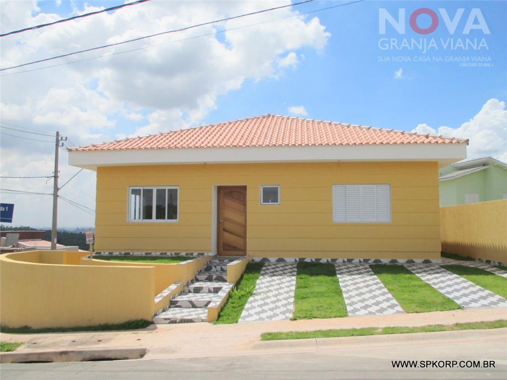 Casa residencial à venda, Terras de São Fernando, Cotia - CA1149.