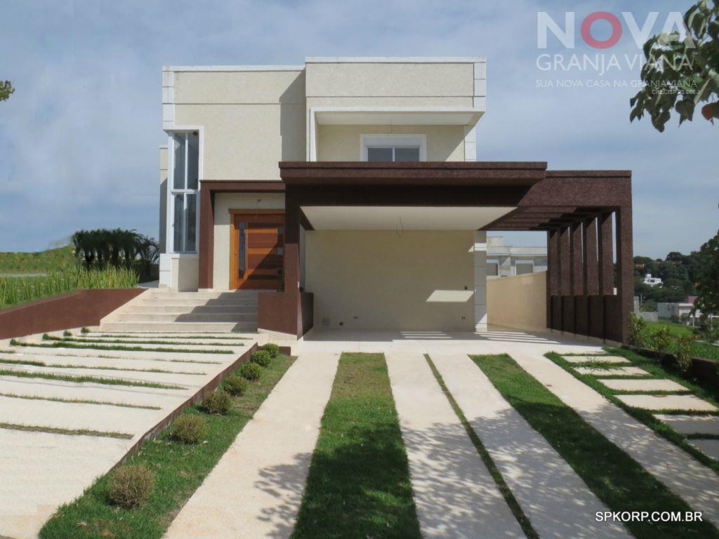Casa residencial à venda, Reserva Santa Maria, Jandira - CA0959.