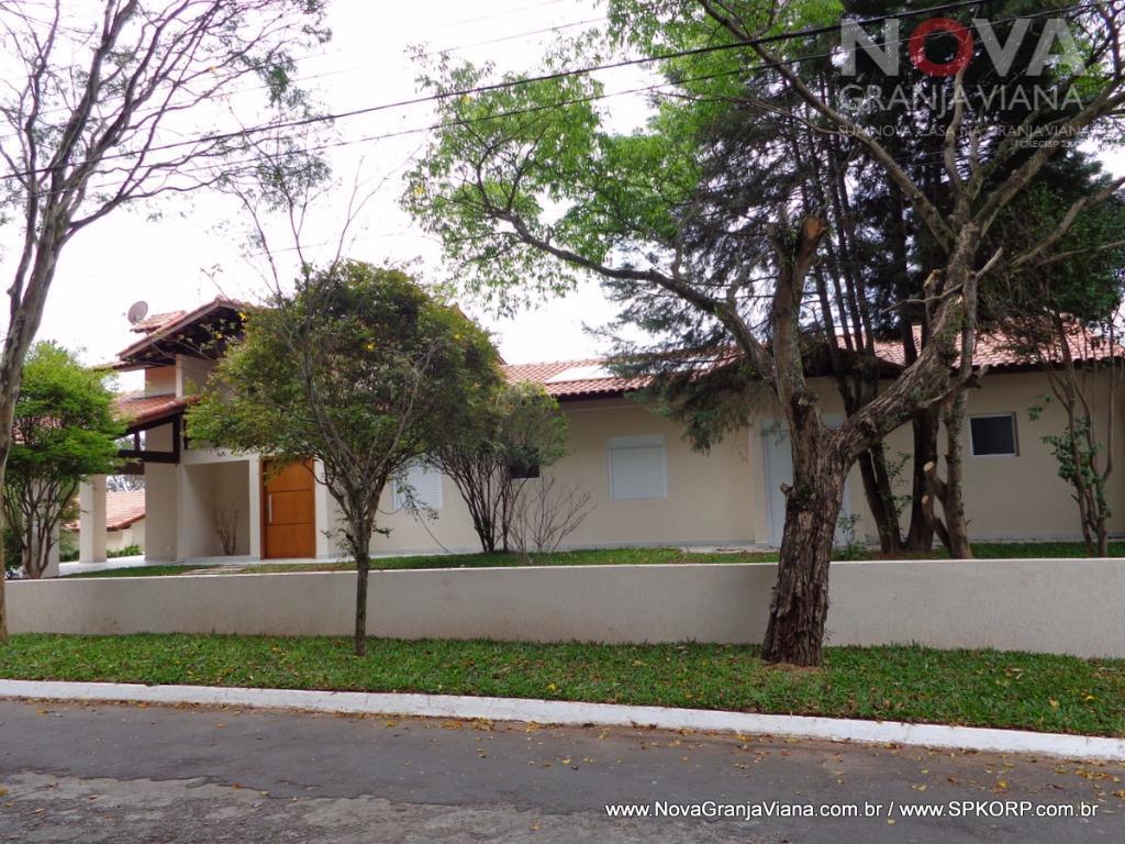 Casa residencial à venda, Nova Higienópolis, Jandira - CA1275.