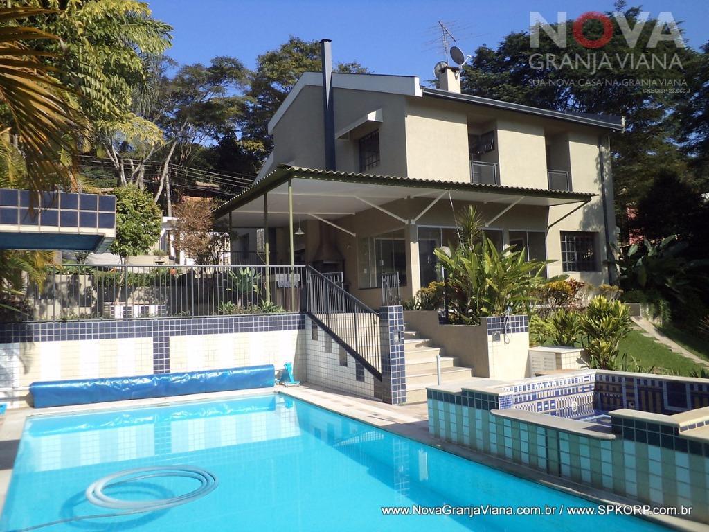 Casa residencial à venda, Forest Hills, Jandira - CA1277.
