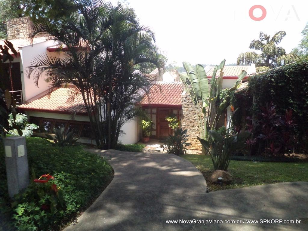 Casa residencial para venda e locação, Forest Hills, Jandira - CA1280.