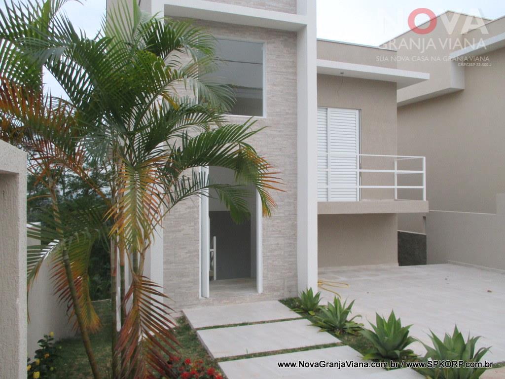Casa residencial à venda, Terras de São Fernando, Cotia - CA1262.