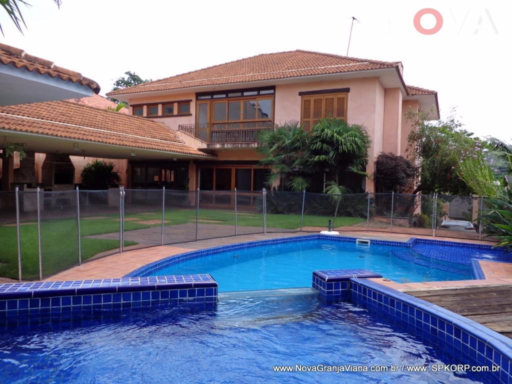 Casa residencial à venda, Nova Higienópolis, Jandira - CA1310.