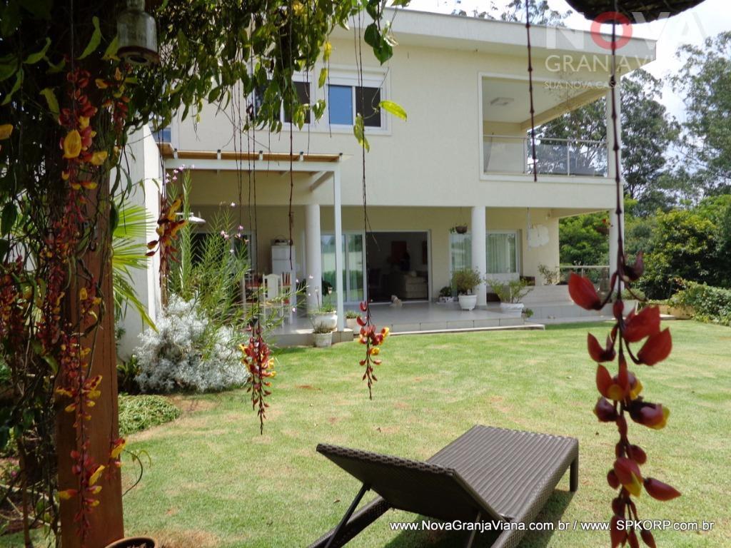 Casa residencial para venda e locação, Reserva Santa Maria, Jandira - CA1312.