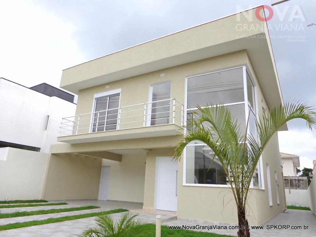 Casa residencial à venda, Vila Rica, Vargem Grande Paulista - CA1322.