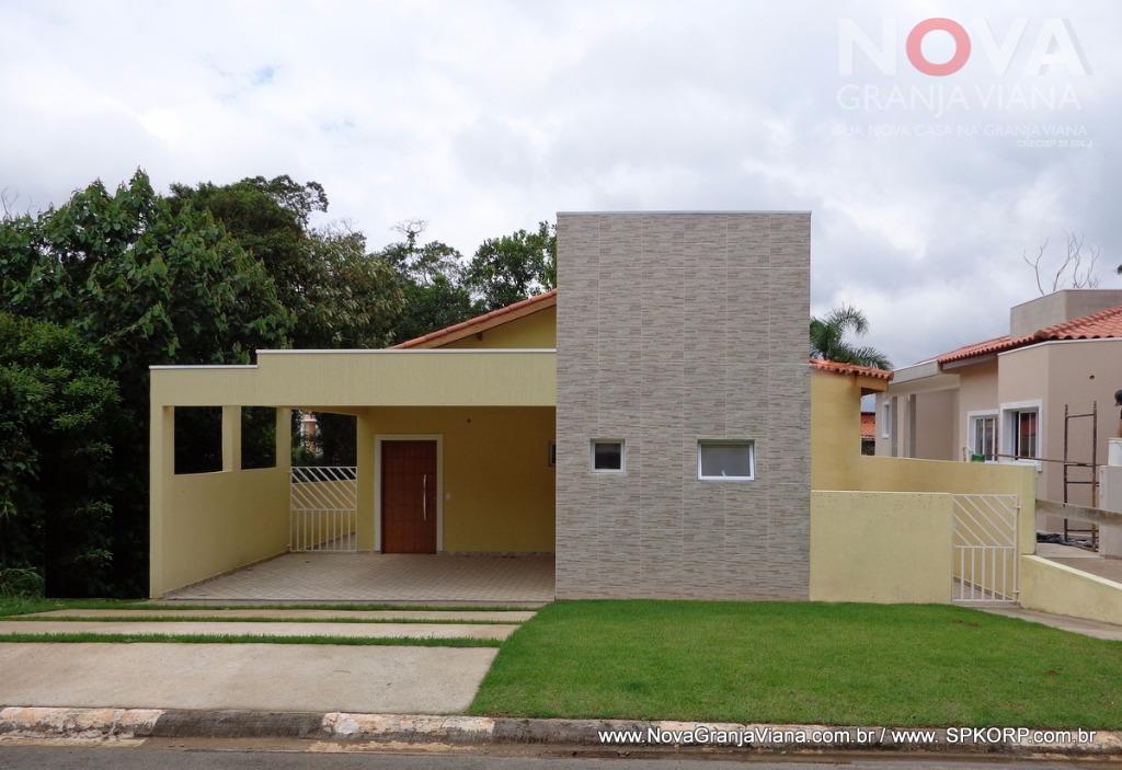 Casa residencial à venda, Vila Rica, Vargem Grande Paulista - CA1323.