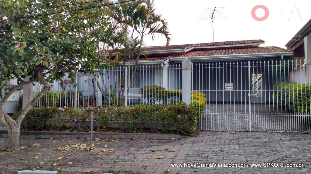 Casa residencial à venda, Haras Bela Vista, Vargem Grande Paulista - CA1354.